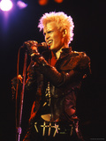 Billy Idol - Flesh for Fantasy '84 Posters af  Epic Rights