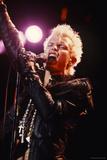 Billy Idol - On Tour 1984 Kunstdruck von  Epic Rights