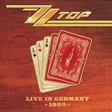 ZZ Top - Live in Germany, 1980 Affiches
