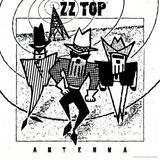 ZZ Top - Antenna, 1994 Poster