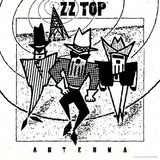 ZZ Top - Antenna, 1994 Posters