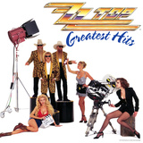 ZZ Top - Greatest Hits, 1992 Poster