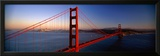 Golden Gate Bridge San Francisco, CA Framed Photographic Print by  Panoramic Images