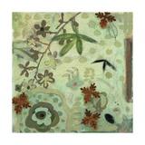 Floral Fantasies 3 Prints by Aleah Koury