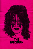 The Spaceman - Pink Posters