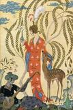 Persia Posters por Georges Barbier
