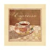 Espresso Prints by Linda Maron