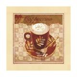 Cappuccino Print by Linda Maron