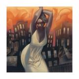 Harlem Heat Prints by Gary Kelley