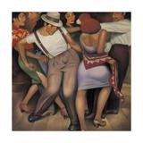 Latino Jazz Prints by Gary Kelley