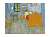 The Bedroom, 1888 Posters por Vincent van Gogh