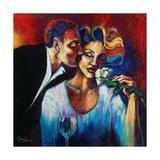 The Scent of Love Posters av Monica Stewart