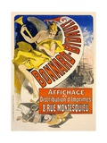 Bonnard Bidault Pôsters por Jules Chéret
