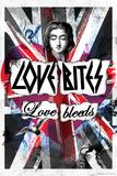 Def Leppard - Love Bites, Love Bleeds Posters