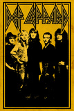 Def Leppard - 1987 Poster