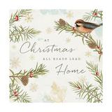 Christmas Tradition V Plakater av Katie Pertiet