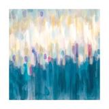 Drops of Indigo Kunstdrucke von Karen Lorena Parker