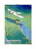 Transadricatica Plakat