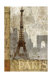 April in Paris Prints by Keith Mallett
