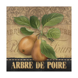 French Pears Posters by Abby White