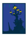 Art Deco-Paris I Print by Richard Weiss