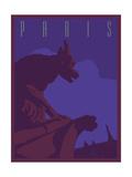 Art Deco-Paris II Prints by Richard Weiss