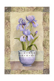 Spring Iris Print by Abby White
