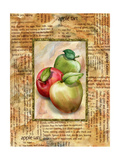 Apple Tart Prints by Abby White