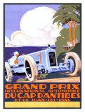 Grand Prix D'Antibes Giclée-Druck von Alexis Kow