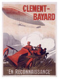 Clement Bayard Giclee Print by Ernest Montaut