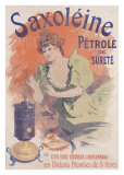 Saxoleine Giclee Print by Jules Chéret