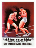 Pugilistica Giclee Print by Latini 