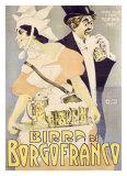 Birra Borgofianco Giclee Print