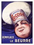 Cocose Giclee Print by A. Cometti