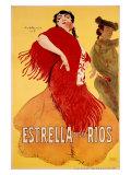 Estrella Giclee Print by  Widhopff