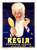 Regia Giclee Print by Achille Luciano Mauzan