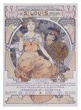 St. Louis, International Exposition Giclee Print by Alphonse Mucha