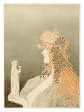 Cercle Artistique de Schaerbeek Giclee Print by Privat Livemont