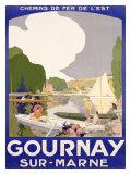 Gournay Giclee Print by Rene Lelong