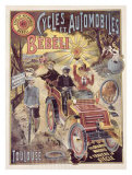 Bebeli Giclee Print by P. Marc