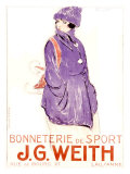 J.G. Weith Giclee Print by Charles Loupot