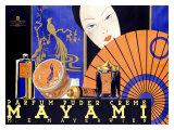 Mayami Giclee Print by Kosel Herman