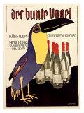 Der Bunte Vogel Giclee Print by  Weisgerber