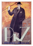 PKZ Giclee Print by Charles Loupot