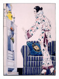 Bon Marche Maquette Giclee Print by René Vincent