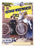Rudge Whitworth Bicycle Company Giclee Print by Henri Gray