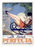 Le Bas Perfecta Giclee Print
