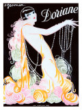 Dorianne Giclee Print by Charles Gesmar