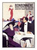 Bonbonniere Giclee Print by Ludwig Lutz Ehrenberger