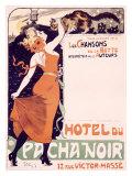 Hotel du Pacha Noir Giclee Print by Jules-Alexandre Grün